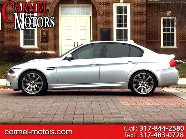 2010 BMW M3 4dr Sdn