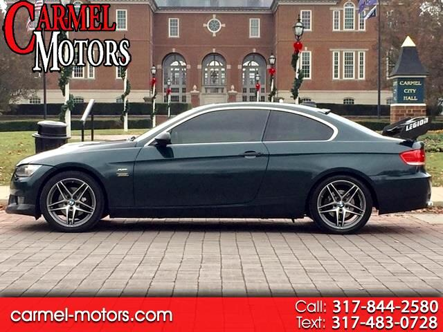 2008 BMW 3 Series 2dr Cpe 328xi AWD
