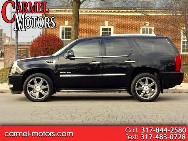 2011 Cadillac Escalade AWD 4dr Luxury