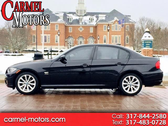 2011 BMW 3 Series 4dr Sdn 328i xDrive AWD South Africa
