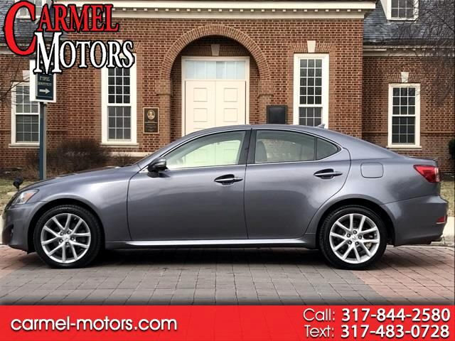 2013 Lexus IS 250 4dr Sport Sdn Auto AWD