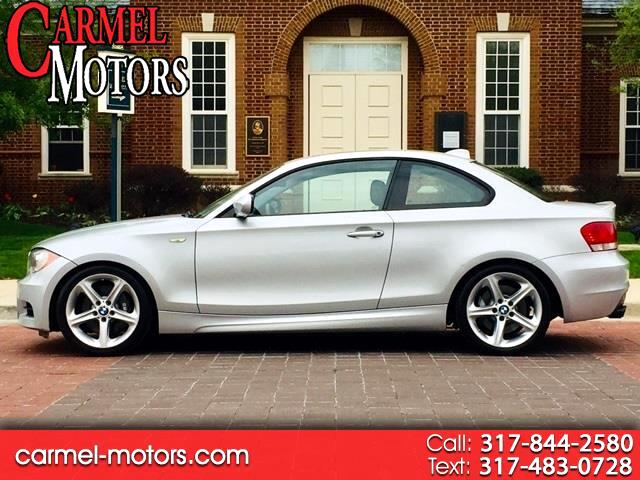 2010 BMW 1 Series 2dr Cpe 135i