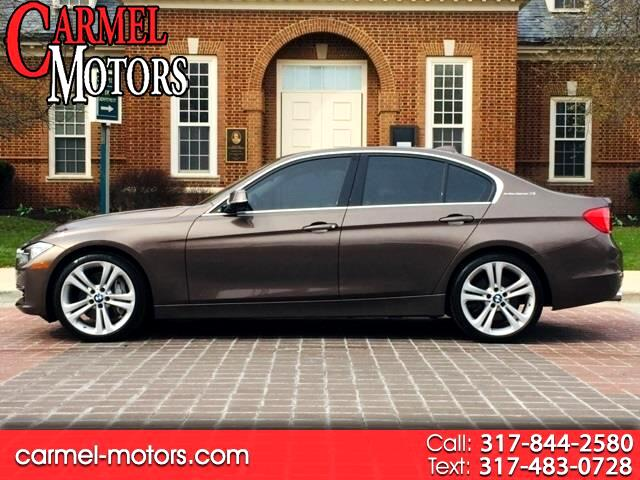 2013 BMW 3 Series 4dr Sdn ActiveHybrid 3