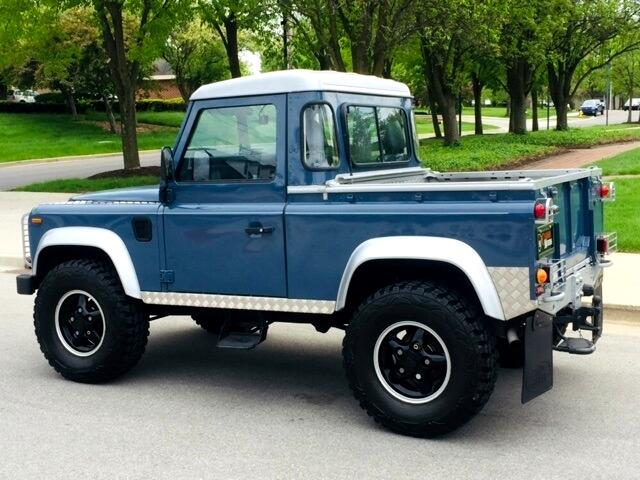 Land Rover Defender 90  1988