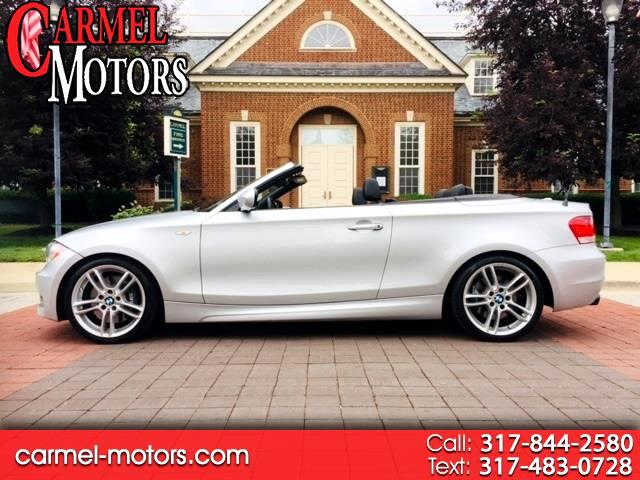 2010 BMW 1 Series 2dr Conv 135i
