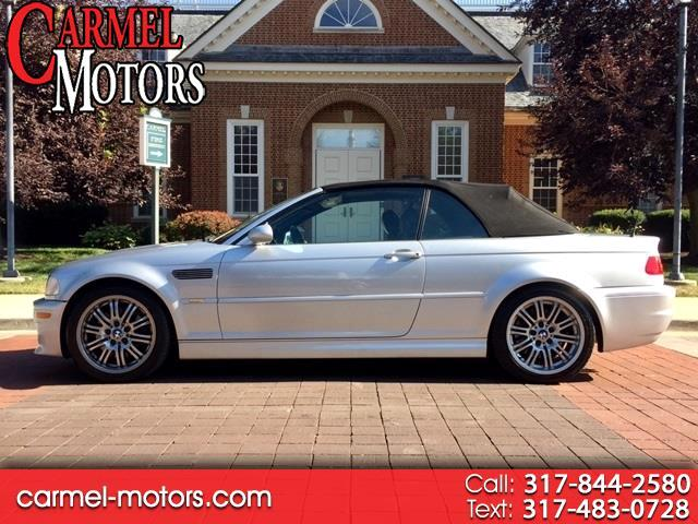 BMW 3 Series M3 2dr Convertible 2002