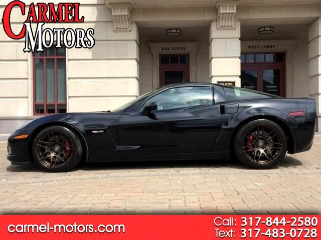 2009 Chevrolet Corvette Z06 Custom
