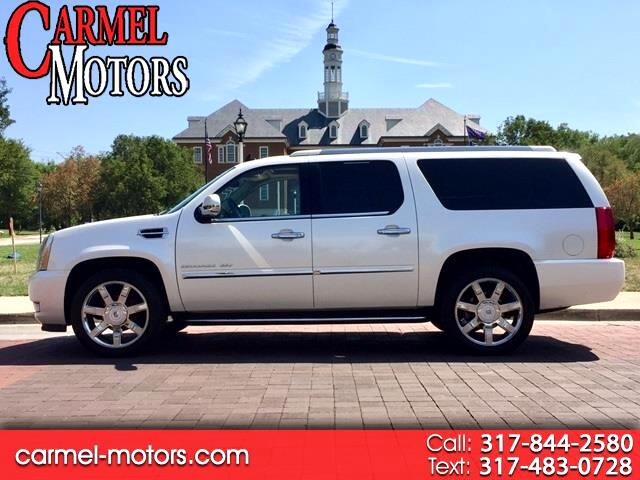 2014 Cadillac Escalade ESV AWD 4dr Luxury