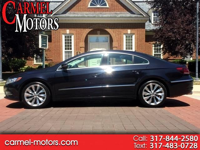 2013 Volkswagen CC 4dr Sdn VR6 Executive 4Motion