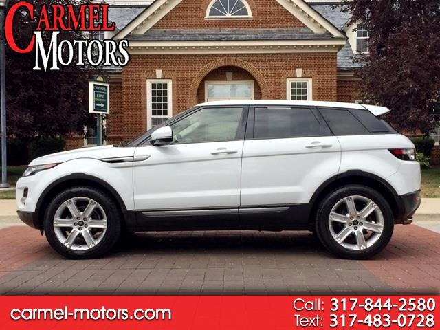 2013 Land Rover Range Rover Evoque 5dr HB Pure Plus