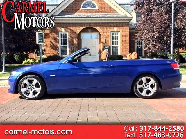 2007 BMW 3 Series 328i Covertible