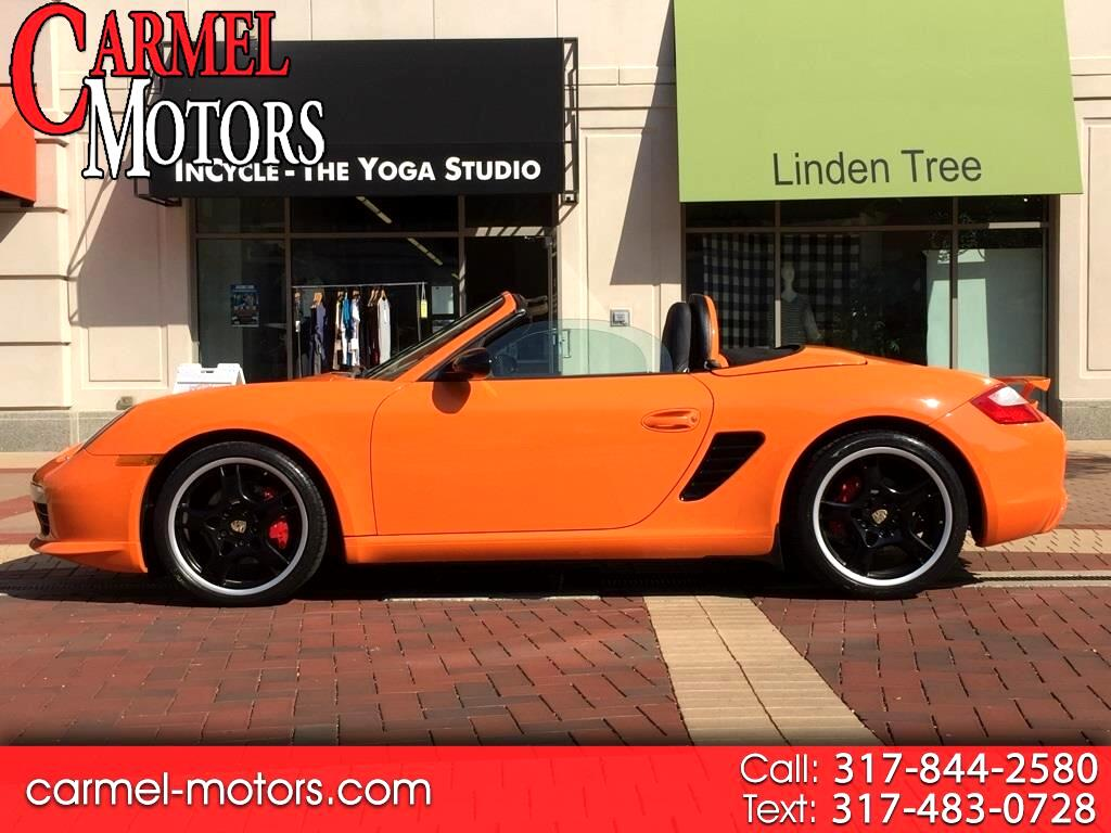 Used 2008 Porsche Boxster S Limited Edition 166250 For Sale