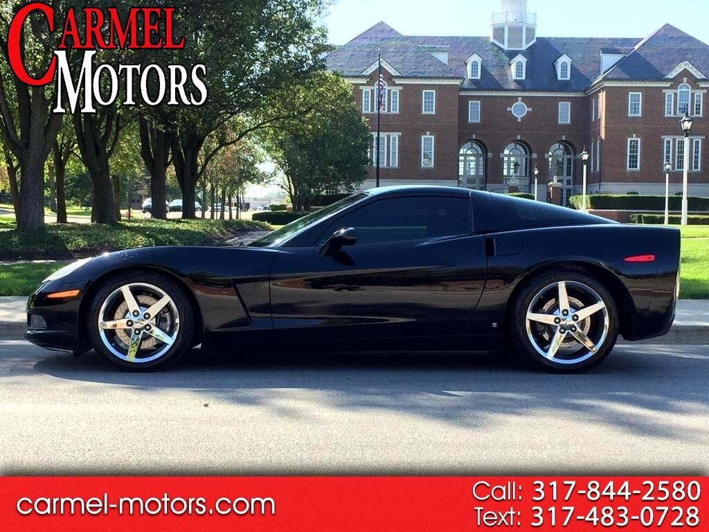 2008 Chevrolet Corvette LS3 Custom