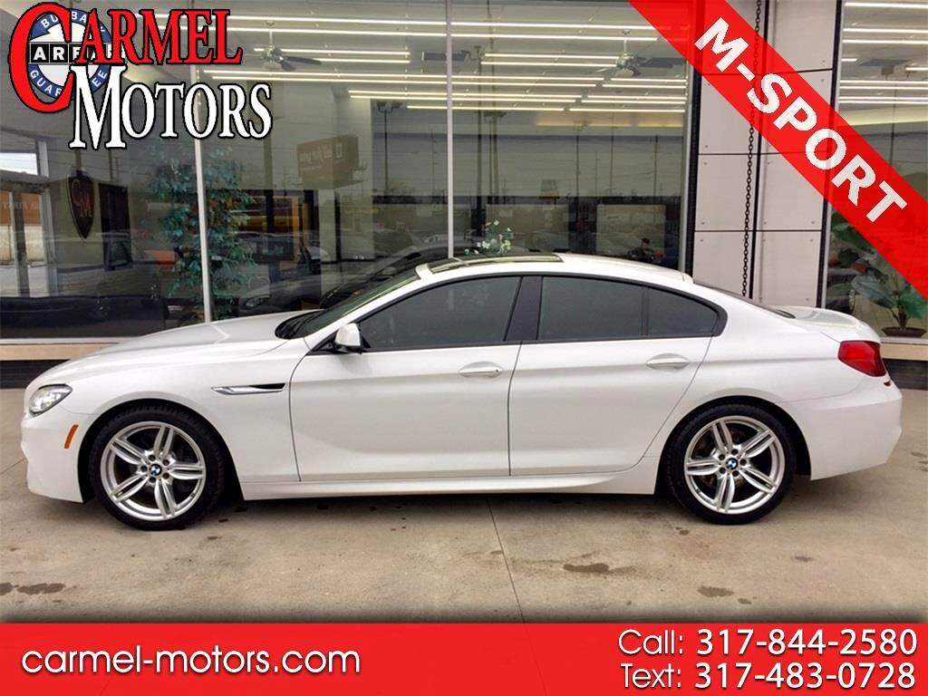 BMW 6-Series Gran Coupe  2014