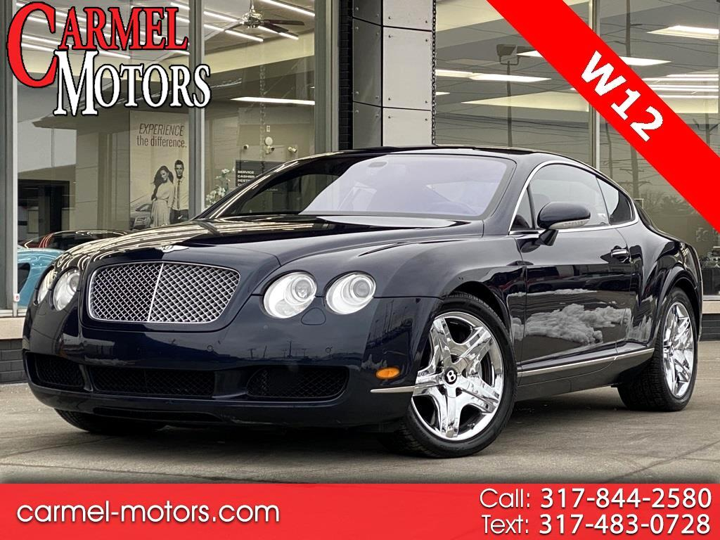 Used 2005 Bentley Continental Gt Base For Sale In Carmel In 46032 Carmel Motors