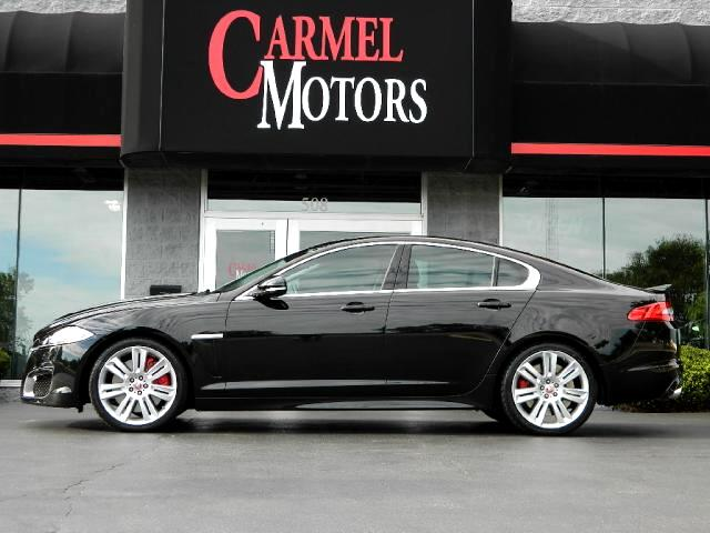 2013 Jaguar XF-Series XFR w/Speed Pack