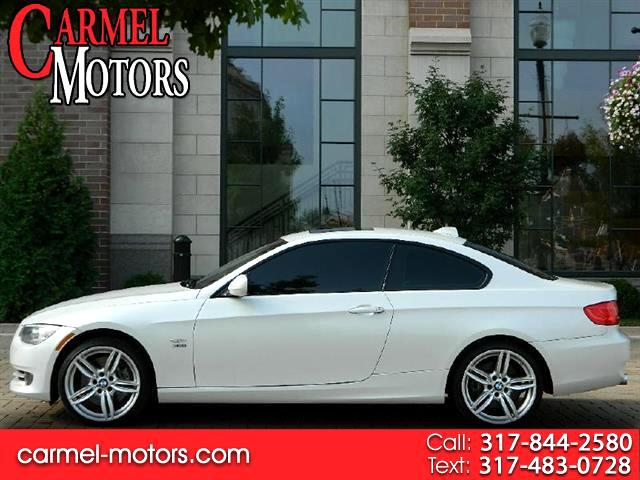 2011 BMW 335xi 335i xDrive Coupe