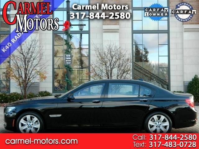 2010 BMW 7-Series 760Li Loaded