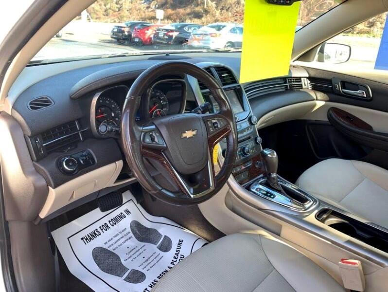 Chevrolet Malibu 2LT 2013