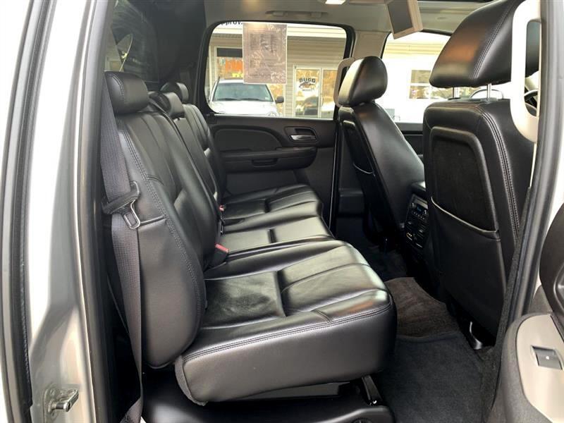 2010 Chevrolet Avalanche LTZ 4WD