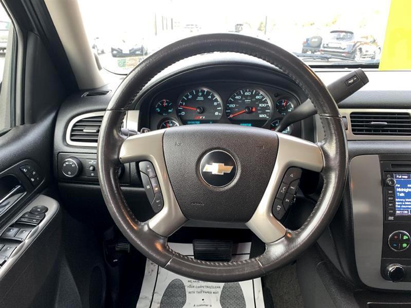 Chevrolet Avalanche LTZ 4WD 2010