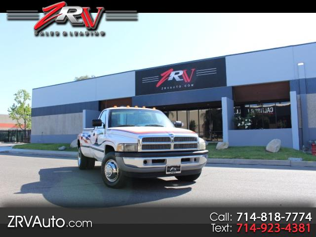 1994 Dodge Ram 3500 LT Reg. Cab 8-ft. Bed DRW 2WD