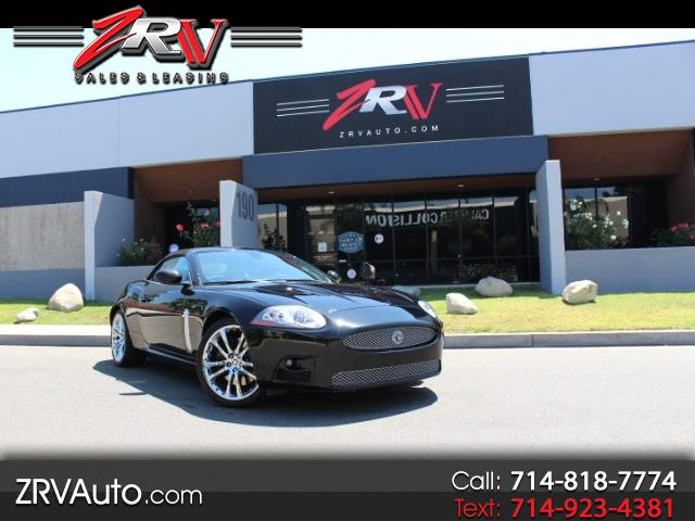 2008 Jaguar XK-Series XKR Convertible