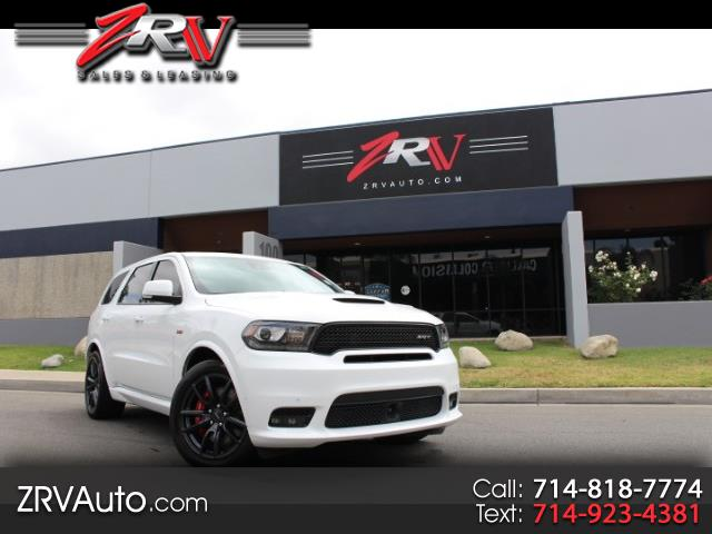 2018 Dodge Durango SRT 392