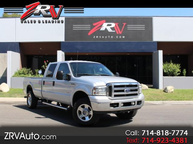 2005 Ford F-350 SD Lariat Crew Cab Long Bed 4WD