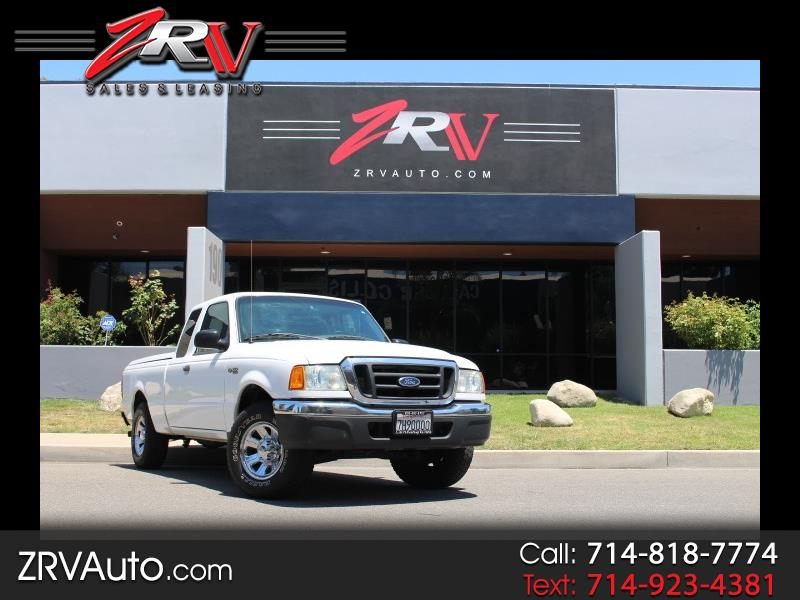 2004 Ford Ranger 4dr Supercab 3.0L XL Fleet