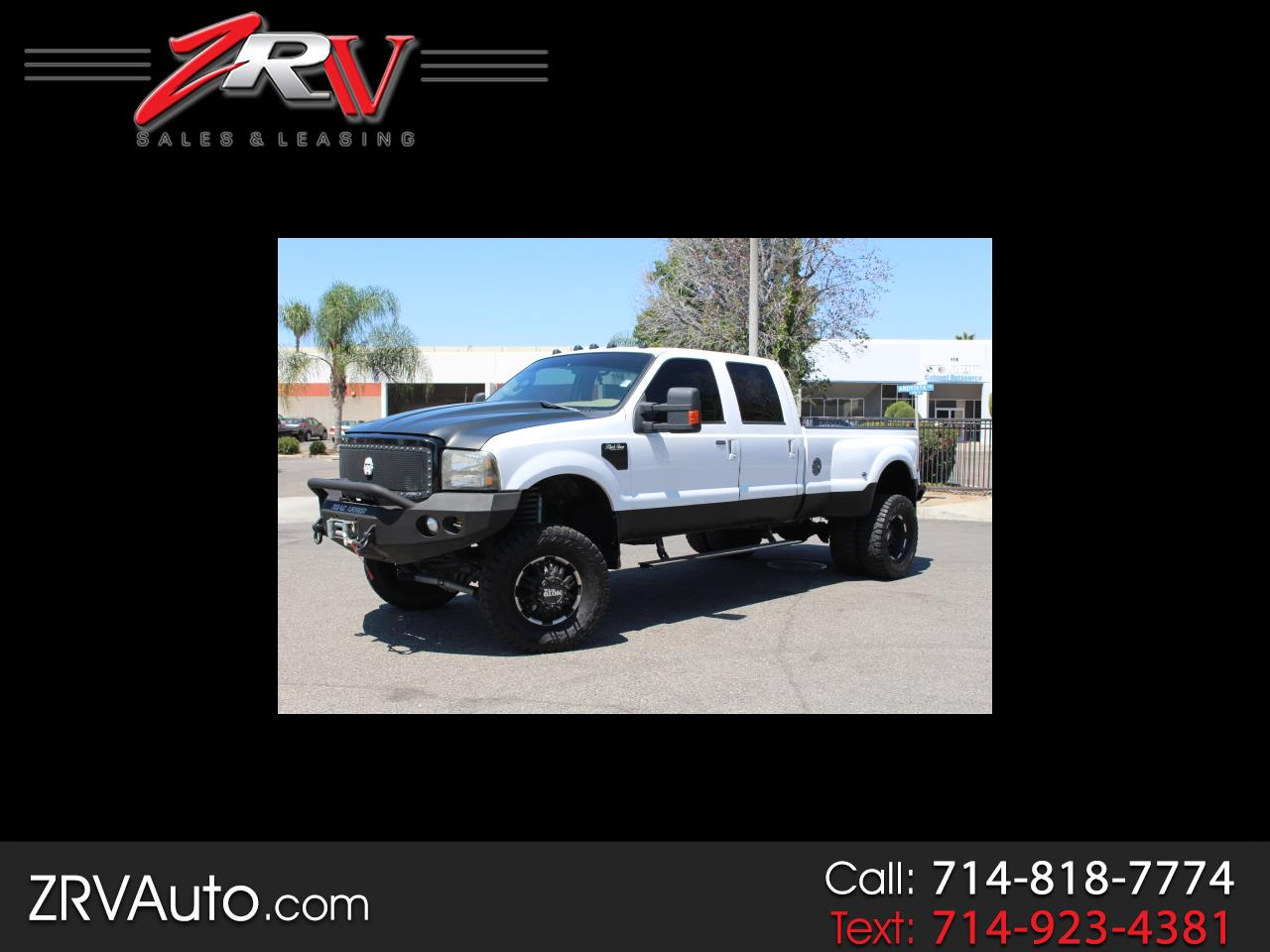 "2005 Ford Super Duty F-350 DRW Crew Cab 172"" King Ranch 4WD"