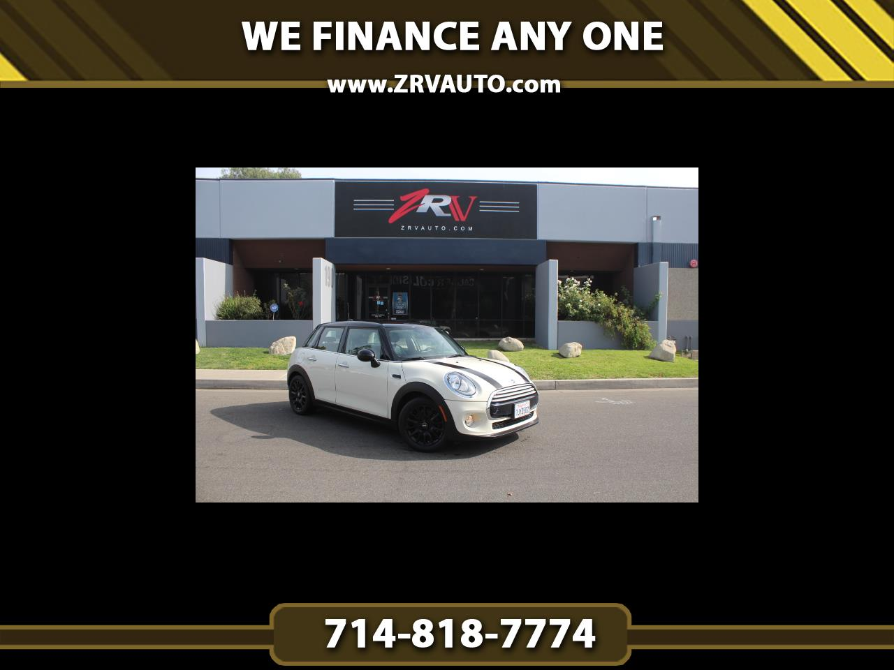MINI Cooper Hardtop 4 Door 4dr HB 2015