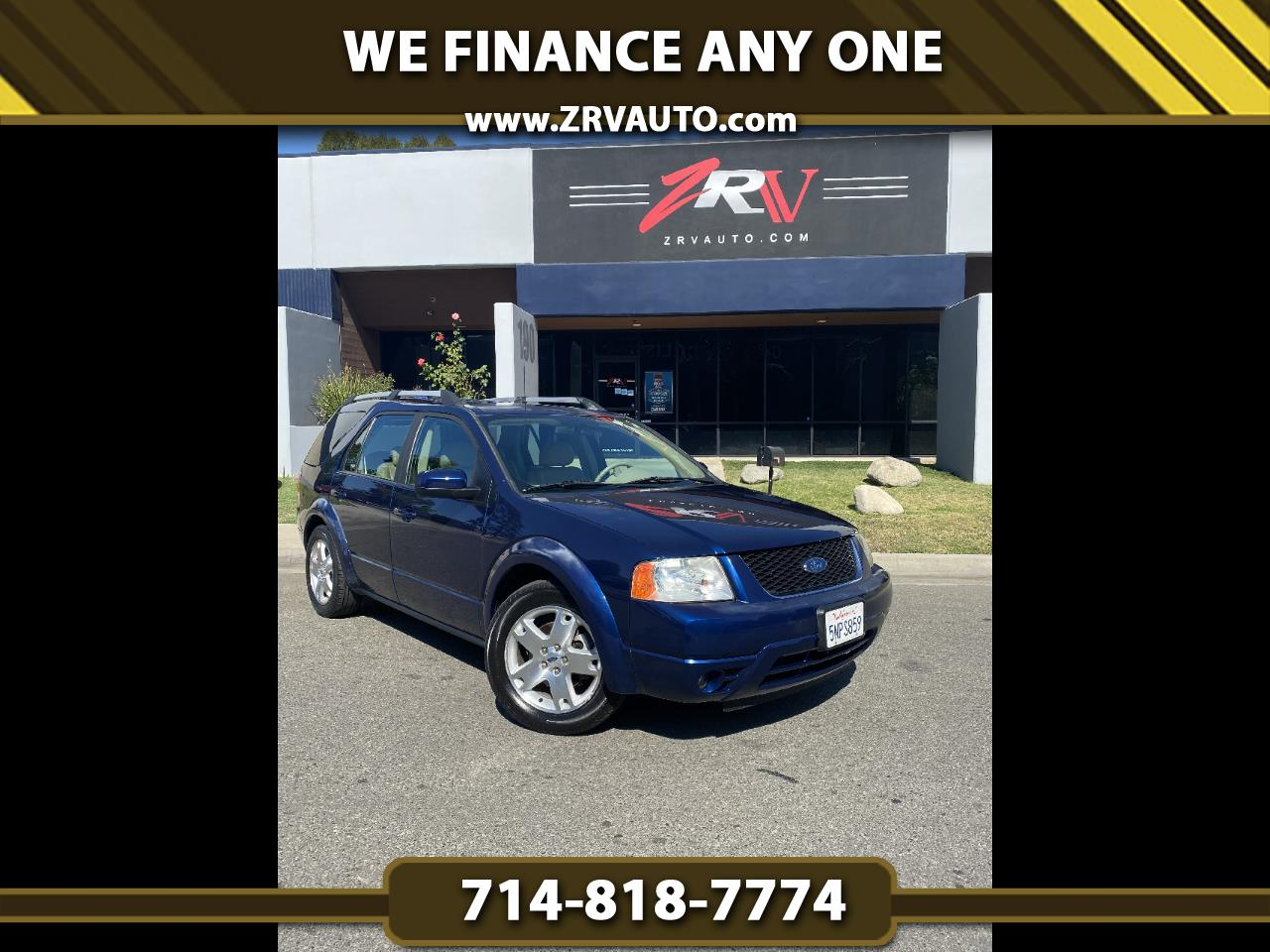 Ford Freestyle 4dr Wgn Limited AWD 2005
