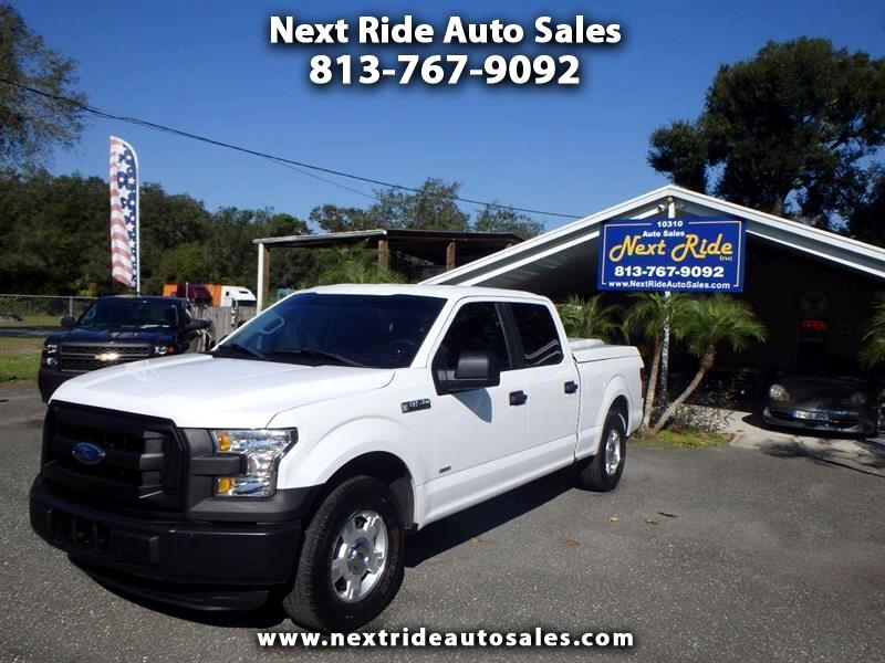2016 Ford F-150 XLT SuperCrew 6.5-ft. Bed 2WD