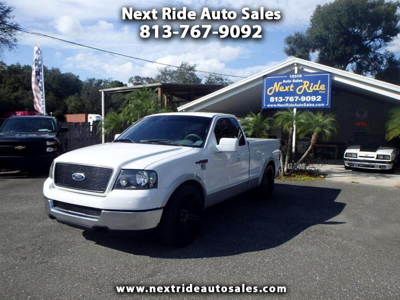 2004 Ford F-150 XLT Short Bed 2WD