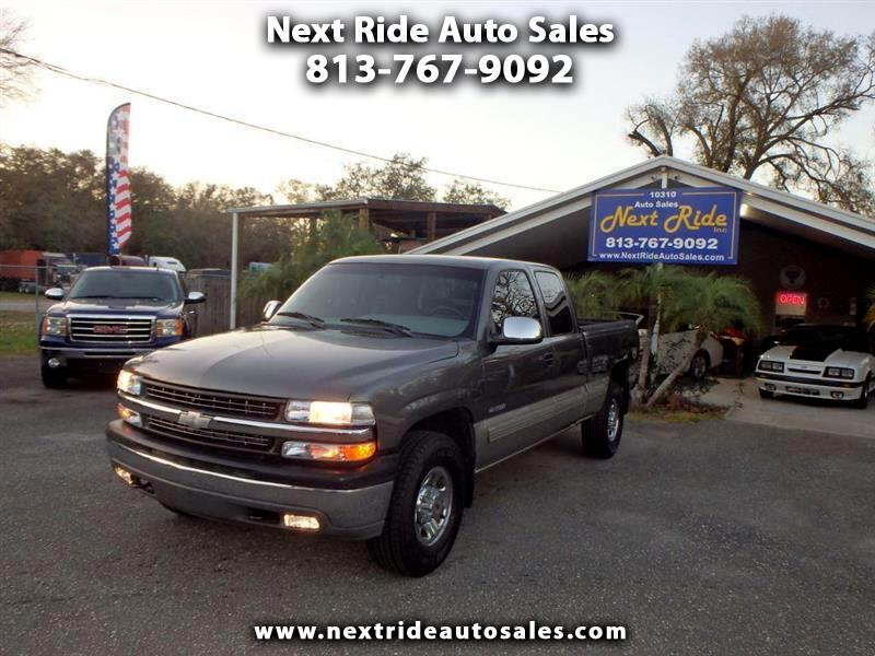 2000 Chevrolet Silverado 2500 HD 4DR XCAB 6.5 FT BED