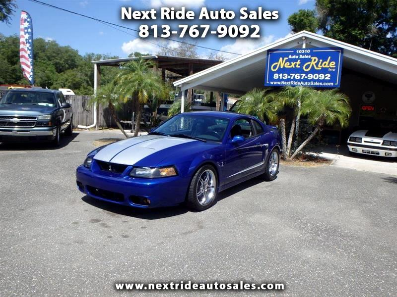 2003 Ford Mustang SVT S/C COBRA
