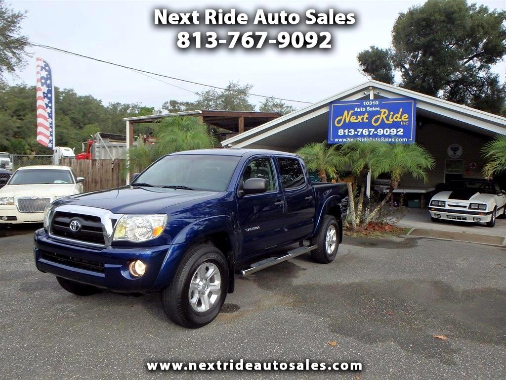 Toyota Tacoma PreRunner Double Cab V6 2WD 2005