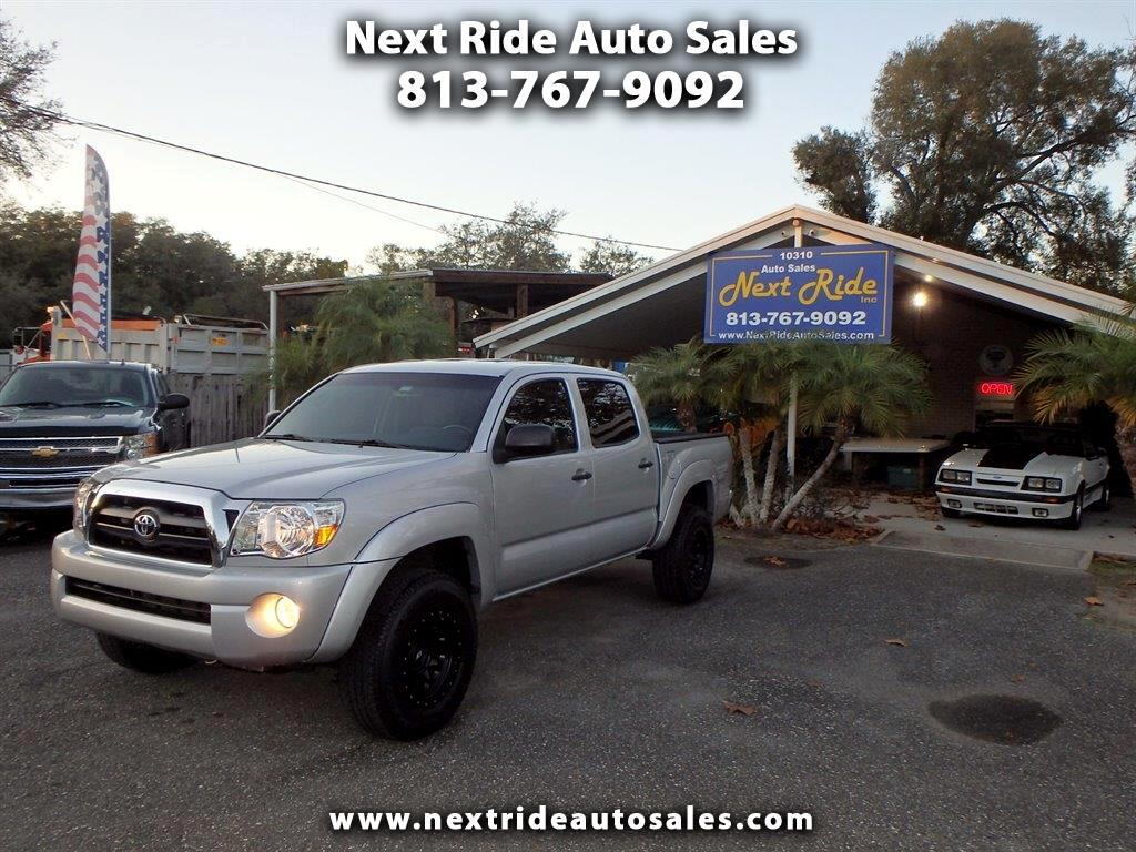 Toyota Tacoma PreRunner Double Cab V6 Automatic 2WD 2006