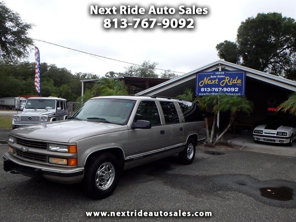 Chevrolet Suburban 2500 LT 1999