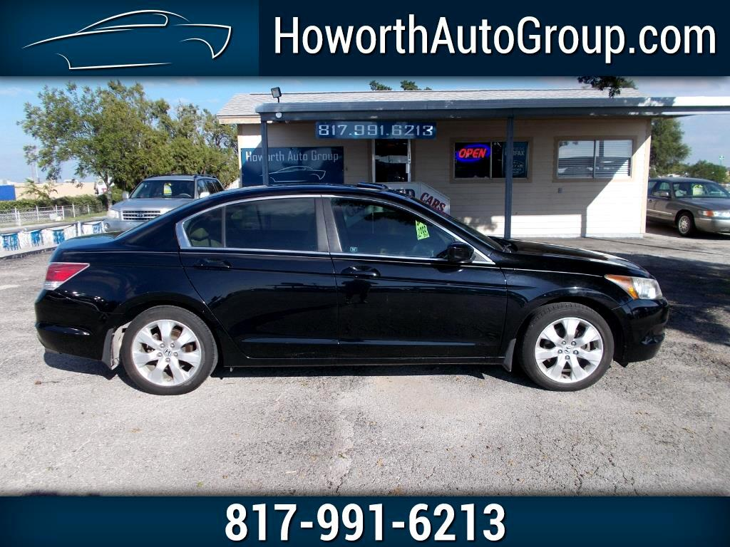 2009 Honda Accord EX Sedan AT