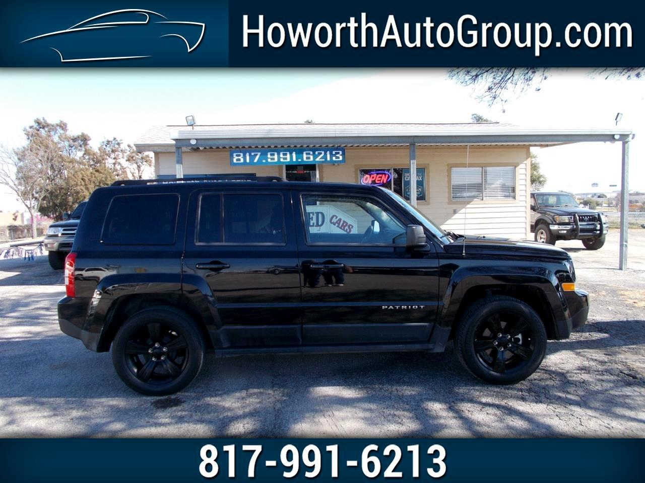 2012 Jeep Patriot Sport 2WD