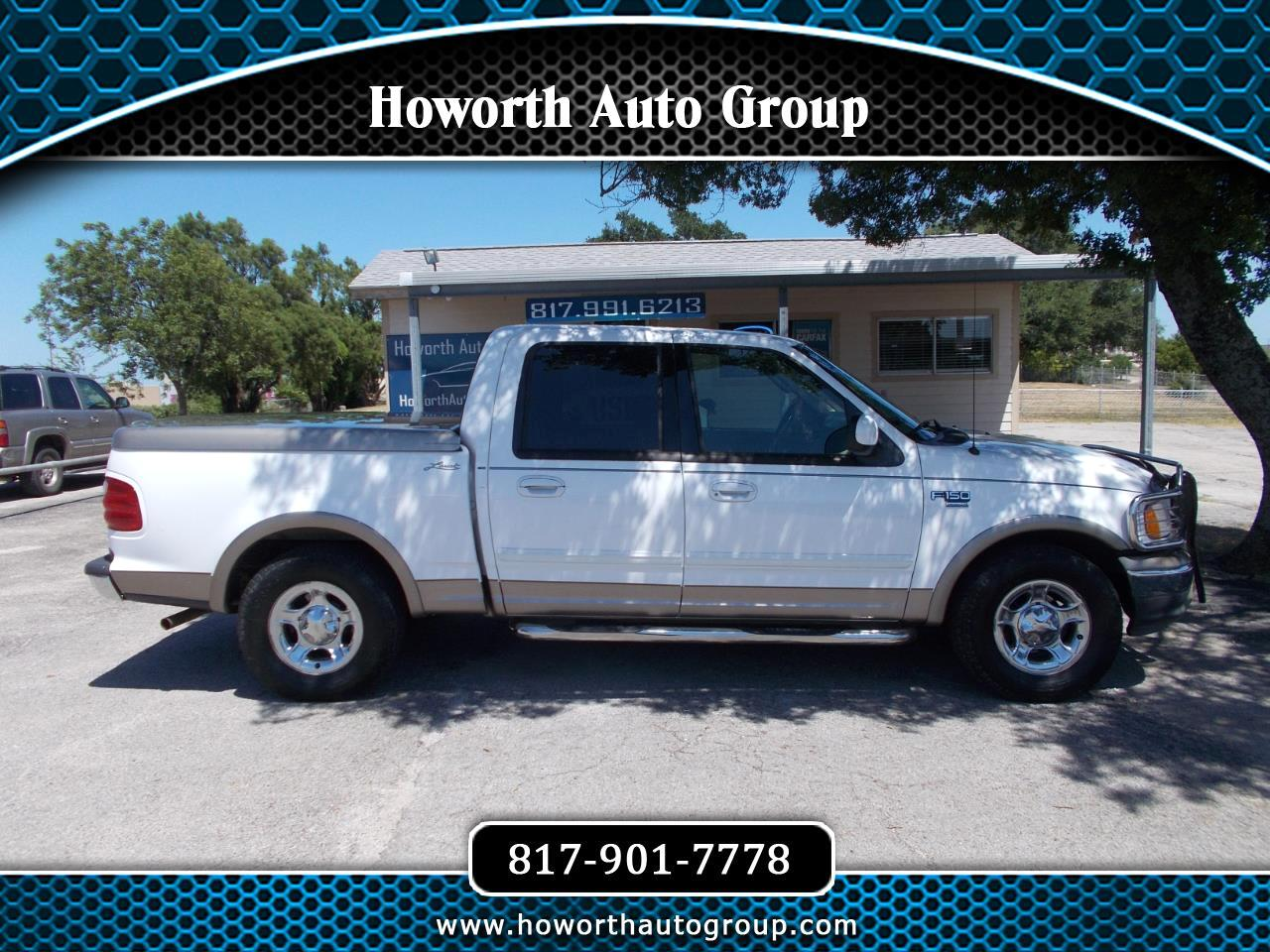 Ford F-150 Lariat SuperCrew 2WD 2003