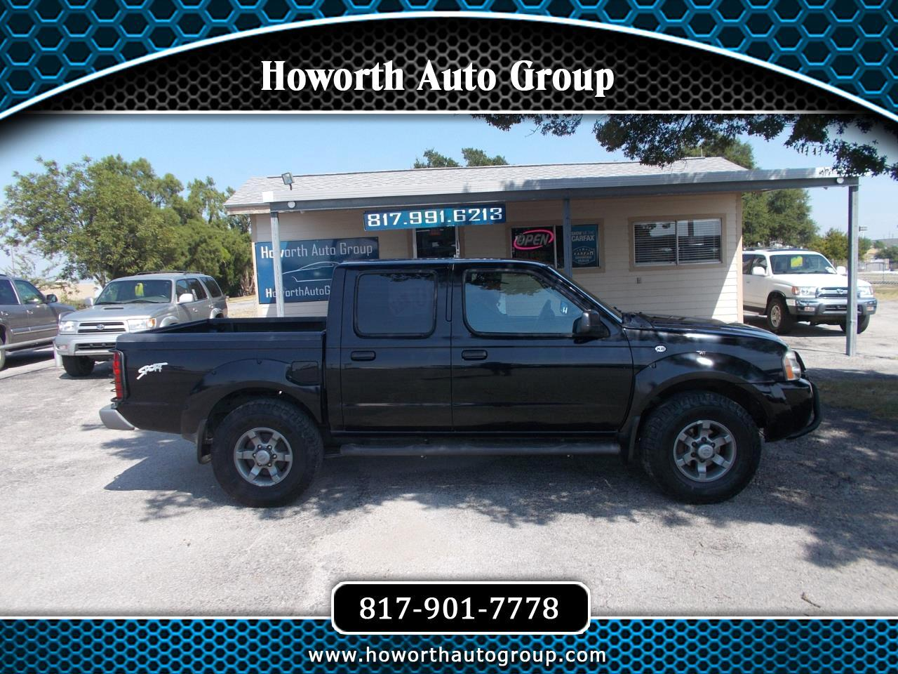 Nissan Frontier XE-V6 Crew Cab 2WD 2004