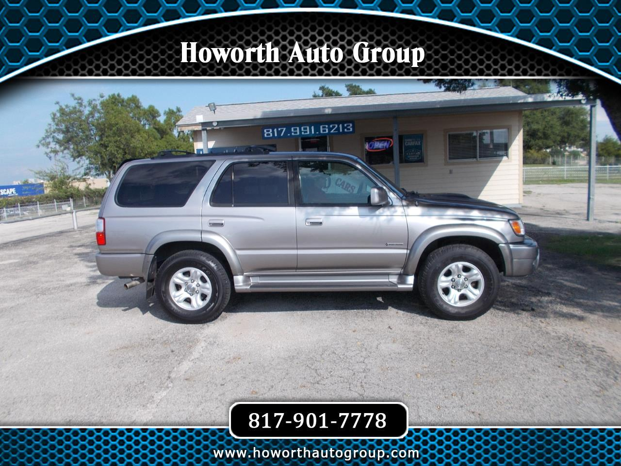 Toyota 4Runner Sport Edition 2WD 2002
