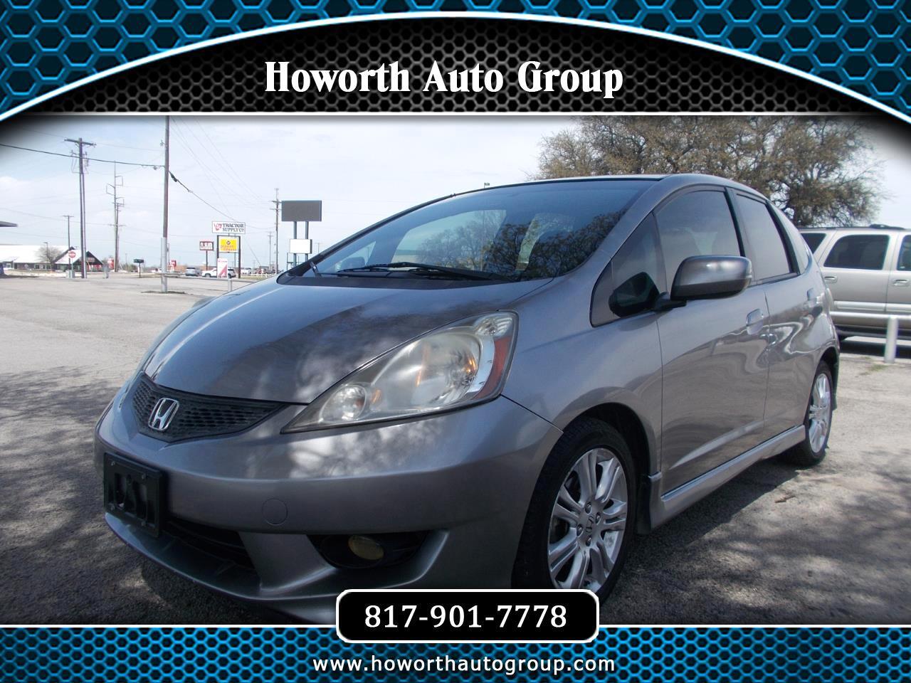 Honda Fit Sport 4D Hatchback 2009