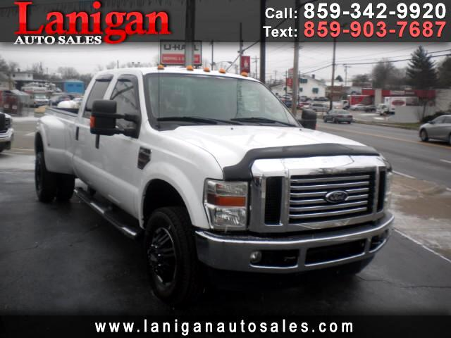 2010 Ford F-350 SD XLT Crew Cab Long Bed DRW 4WD