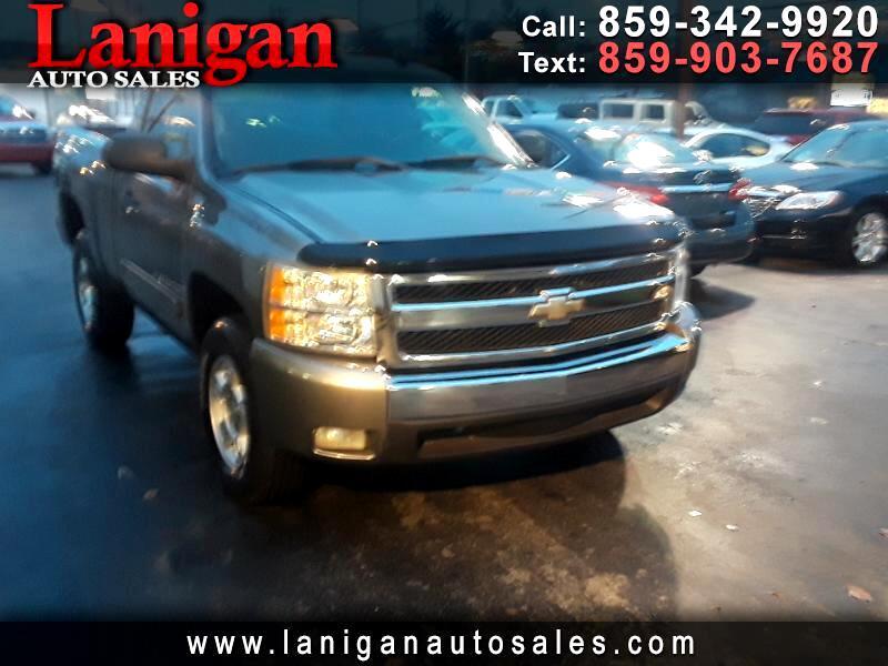 2007 Chevrolet 1/2 Ton Pickups Fleetside 131.5