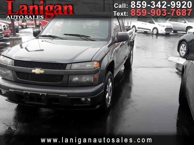 2009 Chevrolet Colorado 2LT Ext. Cab 2WD