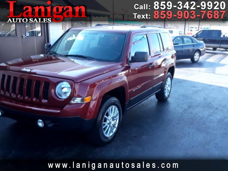 Jeep Patriot Sport 4WD 2017